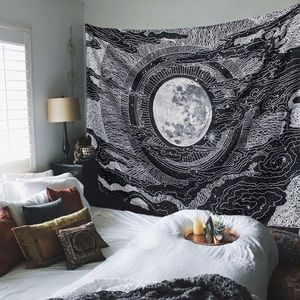 Moon Starry Tapestry